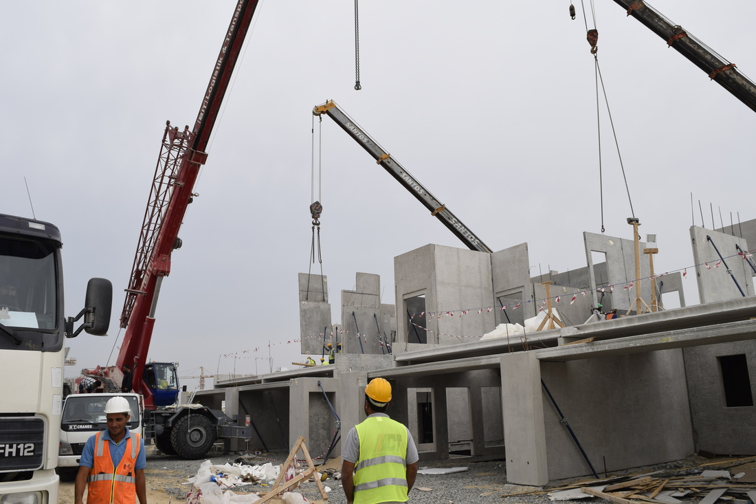 Dubai Projects - ADVANCED CONSTRUCTION TECHNOLOGY